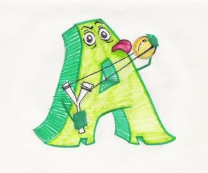 Alfabet projekt