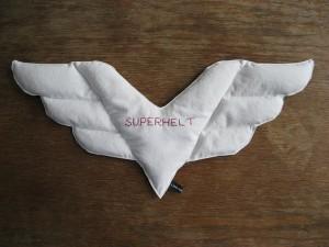 superhelt – vinger